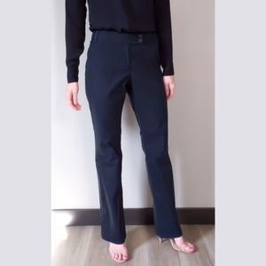 Banana Republic Contoured Fit Navy Blue Chino
